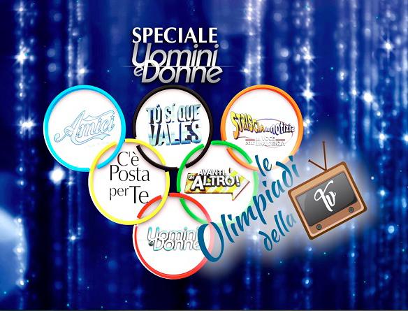 """LE OLIMPIADI DELLA TV<span class=""""w-portfolio-item-text"""">Ideazione Grafica – Playout TV </span>"""