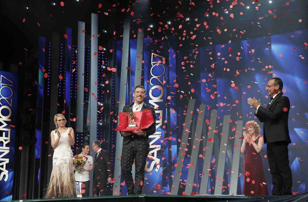 "FESTIVAL DI SANREMO 2017<span class=""w-portfolio-item-text"">Grafica – Playout TV</span>"